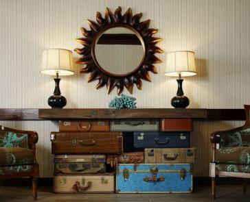 Suitcasetablehotel