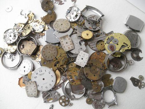 Clockparts