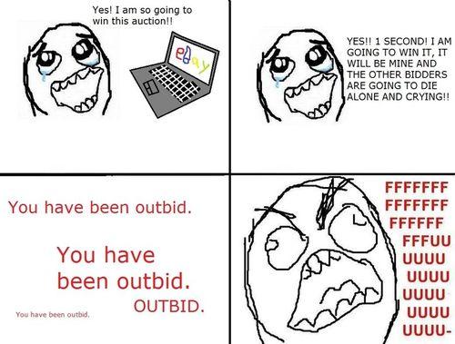 Outbid